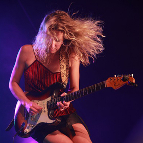 Bild: Ana Popovic - Like it on Top Tour