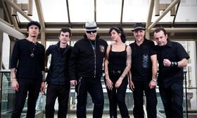 Bild: The Mahones & Support