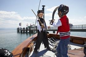 Bild: Piratenfahrten für die Saison 2020 - Piratenfahrt mit der Lädine