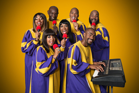 Bild: The Glory Gospel Singers - One of the finest Gospel shows... - Merry Christmas... Eine amerikanische Weihnacht