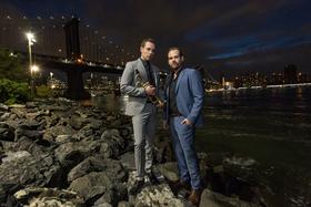 Bild: Julian & Roman Wasserfuhr Organ Trio - Young German Jazz
