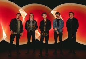 Bild: Cúig - Best New Irish Band