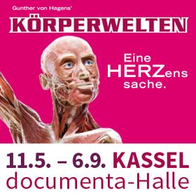 KÖRPERWELTEN Kassel - Eine HERZenssache
