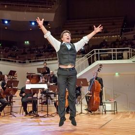 Bild: LUDWIG FUN - ein musikalisch-szenisches Beethoven-Porträt zum 250. Geburtstag - Familienkonzert