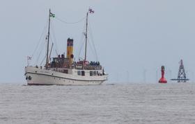 Bild: Emsfahrt von Leer nach Emden