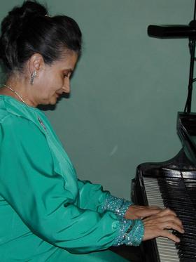 Bild: Die Kunst des Klavierspielens -