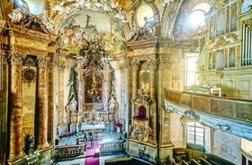 Bild: Festliche Schlossweihnacht
