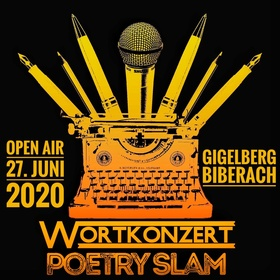 Bild: Wortkonzert OPEN AIR im Biberacher Museumshof - Der Poetry Slam in Biberach