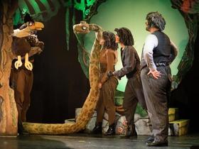 Bild: Das Dschungelbuch- Kindermusical - Marienberg open air - Freilichtbühne