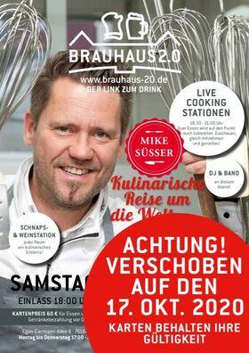 Mike Süsser - Kulinarische Reise um die Welt