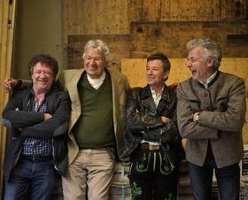 Bild: Gerhard Polt & die Well-Brüder aus´m Biermoos - Jubiläumsabend zu 40 Jahren Polt/Well