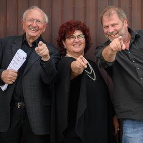 Wulli und Sonja mit Thomas Fink - Jazz ? Blues ? Swing
