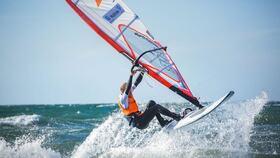 Bild: TEST - Multivan Windsurf Cup