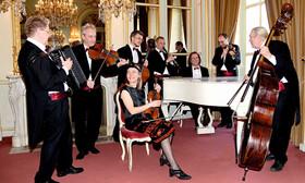 Bild: NEUJAHRSKONZERT mit dem Salonorchester Baden-Baden