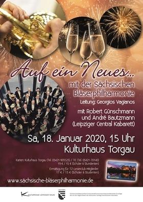 """Bild: Neujahrskonzert - """"Auf ein Neues…"""""""