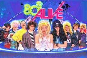 Bild: 80s ALIVE - die größte 80er Jahre Liveshow Europas