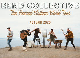 Bild: Rend Collective - The Revival Anthem World Tour
