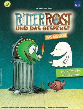 Bild: Ritter Rost - Ritter Rost und das Gespenst