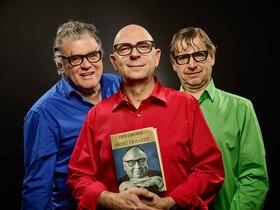 Bild: Günther Fortmeier, Frank Sauer und Volkmar Staub - Die Heinz-Erhardt-Show