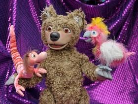 Bild: Zirkus Marionetto - Figurentheater Gregor Schwank Freiburg - Im Rahmen der Puppenparade Ortenau 2021