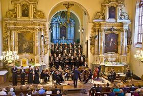 "Bild: Chorkonzert - Jan Dismas Zelenka, Magnificat C-Dur, Missa ""Dei Patris"""