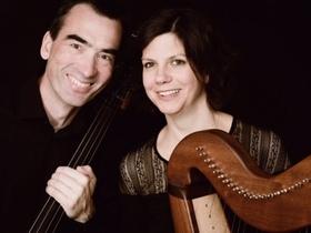Bild: Harfe- und Kontrabasskonzert