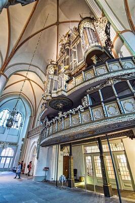 Bild: Orgel und Sopran zur Jahreswende - Festliche und besinnliche Musik zum Jahresausklang