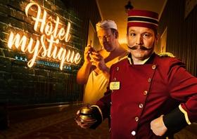 """""""Hôtel Mystique Montmartre"""" - Das mystische Krimi-Show-Dinner"""