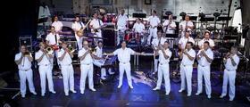 Bild: Die Big Band der Bundeswehr - 100 Jahre Musikverein Harmonie Baden-Oos