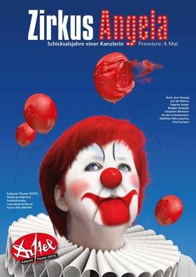 Bild: Kabarett DISTEL Berlin -