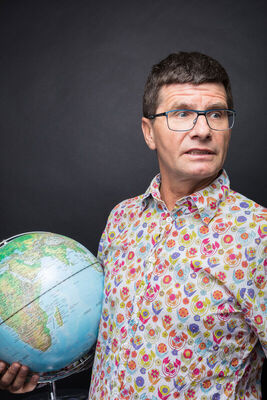 Bild: Mäc Härder - Kulturschmankerl im Forsthaus - Wir haben nicht gegoogelt, wir haben überlegt!