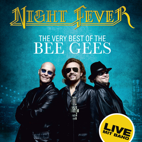Bild: Night Fever - The very best of the Bee Gees - Tournee 2020
