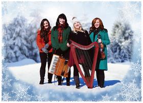 """Bild: The Outside Track """"The essence of Irish & Scottish Christmas"""" - Ein vorweihnachtlicher Abend mit keltischer Musik und warmem Buffet"""