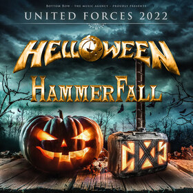 Bild: Helloween - United Alive World Tour Part II