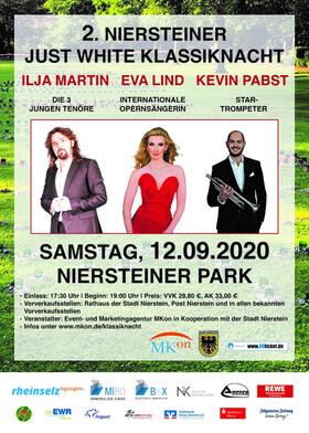 Bild: 2. Niersteiner Just White Klassiknacht - Klassisches Konzert