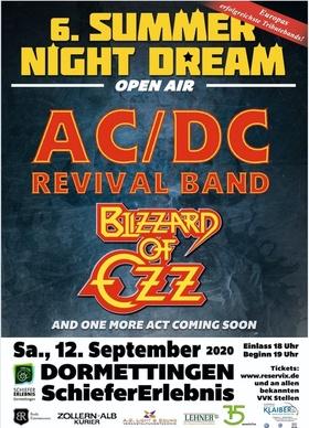 Bild: 6. SUMMER-NIGHT-DREAM - Europas erfolgreichste Tribute Bands
