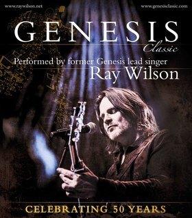 Bild: GENESIS CLASSIC - Ray Wilson & Band