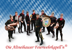 Bild: Norbert Neugirg & die Altneihauser Feierwehrkappell`n