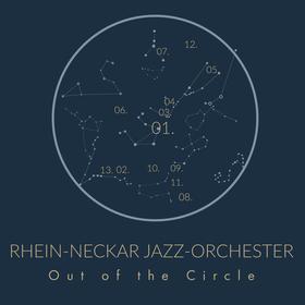 Bild: Rhein-Neckar Jazz-Orchester - CD-Release-Konzert