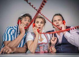 Kabarett-Theater Distel - Skandal im Spreebezirk