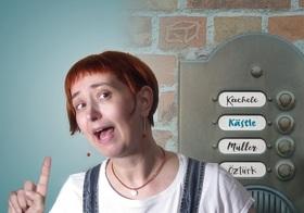 """Bild: """"Ich heiße nicht Frau Kächele!"""""""