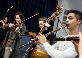 Bridges - Musik verbindet - Eine interkulturelle Musikinitiative aus Frankfurt am Main