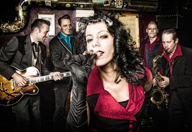 Nina & The Hotspots - Rock ´n´ Rollabilly Show