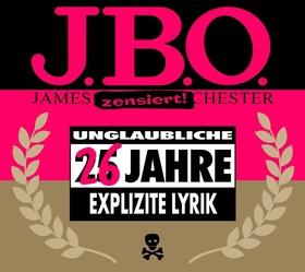 """Bild: J.B.O. - """"26 Jahre Explizite Lyrik"""""""