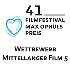 Bild: Wettbewerb Mittellanger Film Programm 5 - Cord - Das Wie ist das Was - Lychen 92