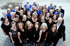 Singen mit den Händen - Der Gospelchor Gönningen und die vhs Sign Singers bringenStimmen zum Klingen und Hände zum Singen