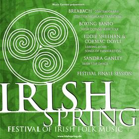 Bild: Irish Spring Festival - Frühlingsfest des Kelten-Folk