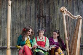 Bild: Trio Alondra: Die kluge Henrietta - oder: Die tapfere Schneiderin