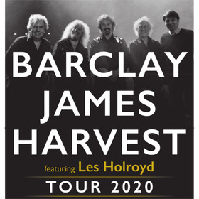 Bild: Barclay James Harvest feat. Les Holroyd - Tour 2020