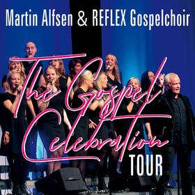 Bild: Gospelkonzert mit REFLEX Gospelchoir (Oslo/NOR) - im Rahmen der Deutschland-Tour